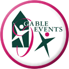 Logo: gable events. Click to email to start your Amsterdam team building experience.